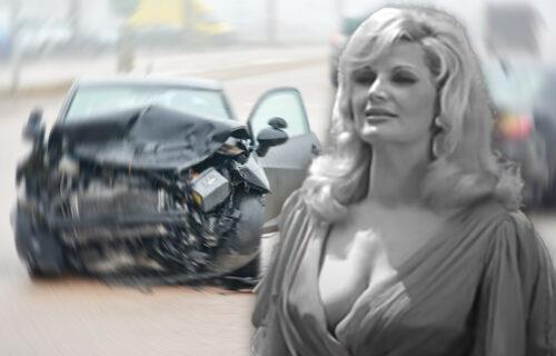 Jeziv prizor NESREĆE: Ovo je fotografija nastala nakon sudara u kojem je poginula Silvana Armenulić (FOTO)