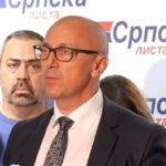 """Rakić nakon pobede Srpske liste na KiM: """"Predsedniče Vučiću veliko hvala iz Severne Mitrovice"""" (VIDEO)"""