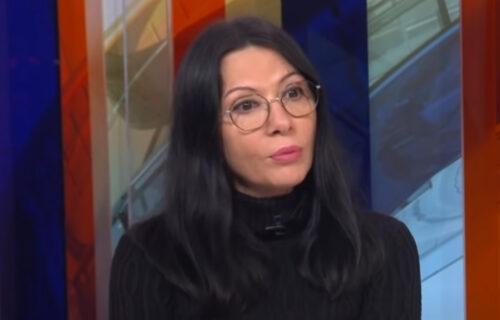 """Biljana Lukić u Đilasovo ime poručila Saši Raduloviću: """"Ti si ludi Radule!"""" (FOTO)"""