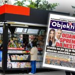 Danas u novinama Objektiv: Dijana se spremala da nestane, paklene namere Belivuka... (NASLOVNA STRANA)