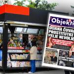 """Danas u novinama Objektiv: Dijana čuvala prostitutke Belivuka, stigao """"Sputnjik V""""... (NASLOVNA STRANA)"""