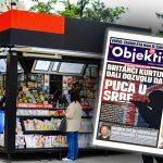 Danas u novinama Objektiv: Britanci Kurtiju dozvolili da puca, potresna ispovest Đelića (NASLOVNA STRANA)