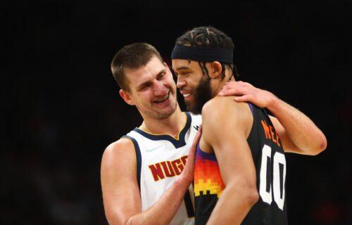 Jokić predvodio Denver do pobede, pa u svom stilu poručio: Ne znam, samo pokušavam da igram košarku!