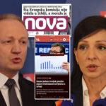 Šta povezuje hrvatske i Đilasove i Marinikine medije? TUGA jer je EU podržala USPEHE Srbije (FOTO)