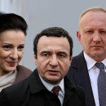 Marinika i Đilas daju vetar u leđa pričama o genocidu - Kurti: Kad tuku Srbi po Srbiji, što ne bih i ja
