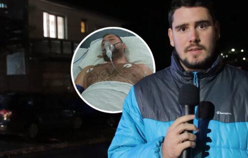 Objektiv na Kosovu i Metohiji: Naša ekipa ispred kuće Srba koji su PREŽIVELI TEROR (VIDEO)