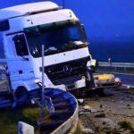 CELA PORODICA iz Srbije poginula u Hrvatskoj: Poznati detalji STRAVIČNE saobraćajne nesreće