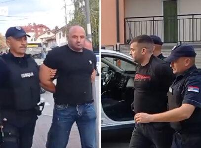 Ovo su muškarci koji su UHAPŠENI zbog ubistva porodice Đokić: Njih četvorica PRETILI i ucenjivali Džonića