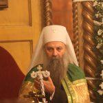 Patrijarh SPC Porfirije u Sarajevu: Napio se vode sa česme kod Begove džamije