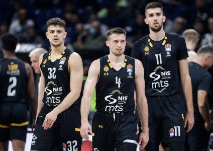 Kladionice su rekle svoje: Partizan prvi favorit za titulu u Evrokupu!