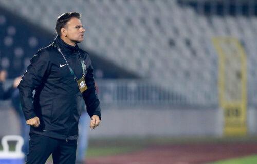 Stanojevićeve muke sa Rikardom Gomešom: Trener Partizana progovorio o svom najboljem fudbaleru!