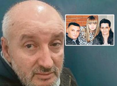 Žena uhapšenog Džonića ŽALILA za Lidijom: Duša PREDOBRA, neiskvarena, neka je anđeli čuvaju (FOTO)