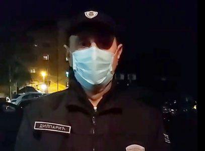 Policajac nakon INSPEKCIJE otkrio: Veliki broj građana ima kovid propusnice, dobili i instrukcije (VIDEO)