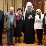Patrijarh razgovarao sa delegacijom iz Jermenije: Dva bratska naroda očuvali hrišćanski optimizam (FOTO)