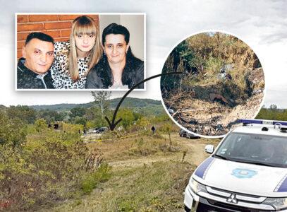 Ovi dokazi KLJUČ za otkrivanje ubice: Šta je sve PRONAĐENO na mestu gde su spaljena tela porodice Đokić