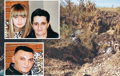 Policija intenzivno TRAGA za oružjem kojim su ubili porodicu Đokić: Sumnja se da je pištolj na OVOM mestu