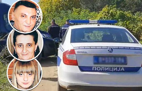 Steže se obruč oko UBICA porodice Đokić: JAKE policijske snage u Moravcu kod Aleksinca