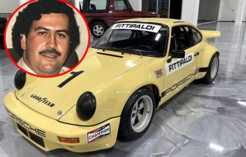 Kultni Porsche 911 na aukciji: Nekada je pripadao kolumbijskom narko-bosu, a sada može biti vaš (VIDEO)
