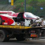 Kakva šteta! Pogledajte strašan udes Porsche klasika vrednog 1,2 miliona dolara (VIDEO)
