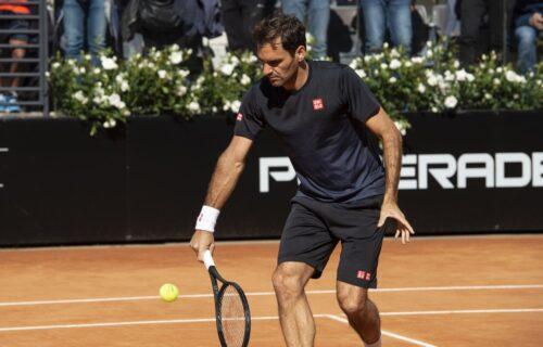 """Španac zadao novi fatalan udarac Federeru: Rodžer ostao bez još jedne """"krune"""""""