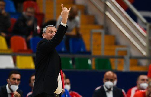 Radonjić objasnio zašto je CSKA pobedio Crvenu zvezdu