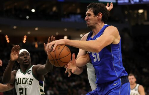 Potez Marjanovića o kojem će da priča NBA liga: Bobi uništio poznatog centra (VIDEO)