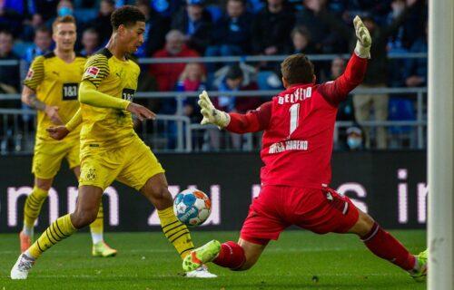 Dete sa druge planete: Belingem u stilu Maradone postigao gol za pamćenje (VIDEO)