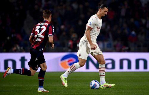 Bolonja sa 9 ratnika umalo do podviga: Ludnica u Seriji A, povratak Ibrahimovića u velikom stilu (VIDEO)