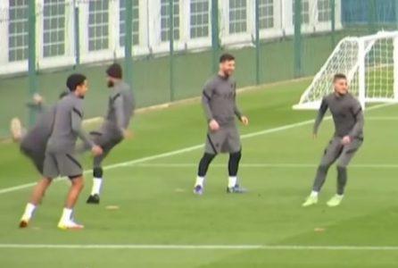 Saigrač probacio Nejmaru loptu kroz noge, usledila je bruka: Brazilac se osramotio za sva vremena (VIDEO)