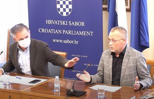 Hrvat svojatao Bosnu pa ga Srbin UĆUTKAO: Pupovac oduzeo reč Hasanbegoviću, a on napustio sednicu (VIDEO)