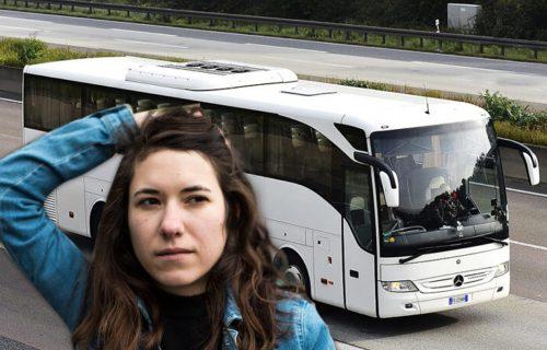 """Marijana ušla u AUTOBUS za Crnu Goru, prišla VOZAČU, a onda je nastao karambol: """"Slučajno sam to uradila"""""""