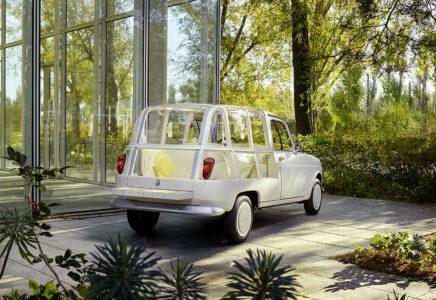 Srećan 60. rođendan! Kultni Renault 4 dobio električni pogon i kabinu poput hotelskog apartmana (VIDEO)
