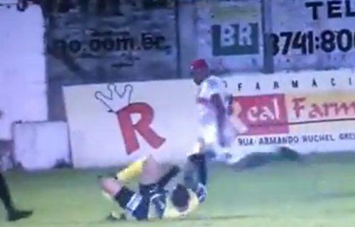 Fudbaler probao da ubije sudiju, odmah je uhapšen: Arbitar završio u bolnici, zločinac u zatvoru (VIDEO)