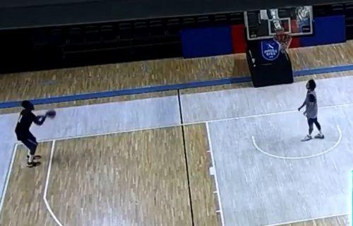 Micićev saigrač pogodio 117 trojki zaredom: Internetom kruži HIT snimak i - ne, nije montaža (VIDEO)