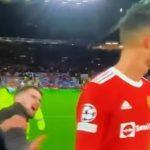 Navijač utrčao na teren da bi mu Ronaldo dao dres: Portugalac opet ispao težak dripac (VIDEO)