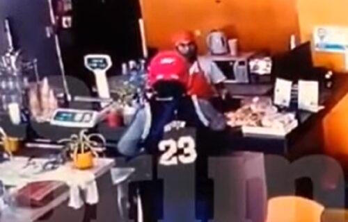 Maler prodavnica: Najpre su ih OPLJAČKALI, a u istom danu desio im se još jedan peh (VIDEO)