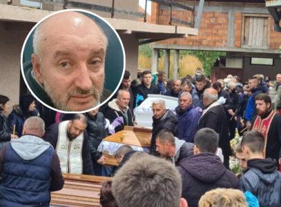 Osumnjičeni bio na SAHRANI porodice Đokić: Evo šta je Goran Džonić rekao supruzi u NOĆI ubistva (VIDEO)