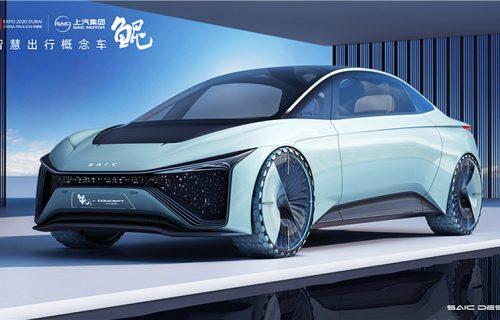 Kupiš automobil, dobiješ podmornicu i avion: Predstavljamo koncept SAIC Motor Kun (FOTO)
