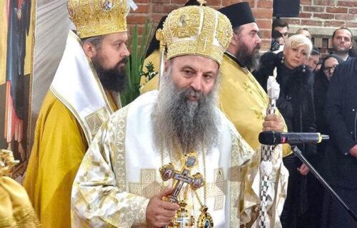 Patrijarh Porfirije: Ne možemo pristati da neko dovodi u pitanje naš duhovni i nacionalni identitet