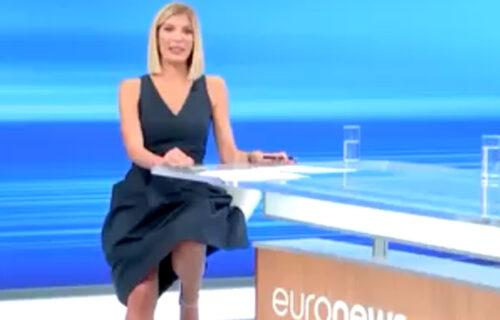 Minja Miletić prvu emisiju na novoj televiziji iskoristila da pozove građane da se vakcinišu (VIDEO)
