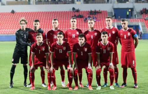 Srpski klinci pobedili rezultatom 11:0: Dekijev sin komandovao, Zvezdin biser spakovao tri komada!