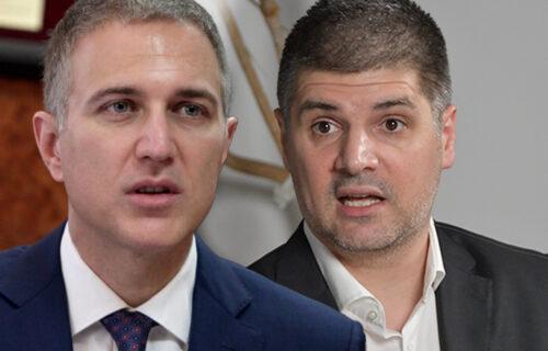 Koluvija: Stefanović i ja se POZNAJEMO, više puta smo se rukovali, interesantno što je rekao da me ne zna