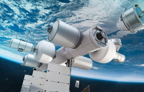 Džef Bezos gradi PRIVATNU svemirsku stanicu, ali neće biti usamljen među zvezdama (VIDEO)