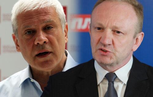 Samofalov pokazao šta Tadić misli o Đilasu: Lažnim istraživanjima nameće jedinstvo za maloumne! (FOTO)