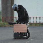 Tatamel nema problem s parkiranjem: Posle vožnje možete ga SPAKOVATI ispod stola (VIDEO)