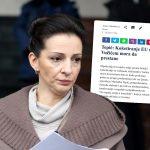 Skandal! Ni grama nacionalnog dostojanstva: Tepić otišla u Hrvatsku, u Cavtat, da pljuje po Srbiji (FOTO)