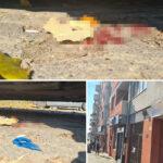 KRVAVE scene ispred teretane u Beogradu: Ovde je muškarac (37) IZBODEN nožem u vrat (FOTO)