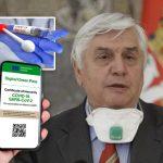 Dr Tiodorović za Objektiv razjasnio sve NEDOUMICE: Evo kako da DOBIJETE svoju kovid propusnicu