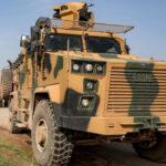 "RAZNETO tursko ""neuništivo"" vozilo: Napadnut konvoj turske vojske, ima MRTVIH (FOTO)"