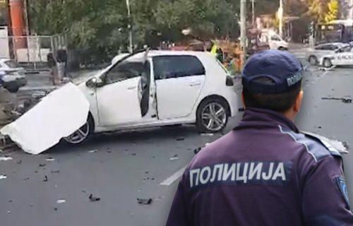 Vozač golfa imao PROBNU dozvolu: Marko i Ksenija POGINULI u stravičnom udesu kad su se vraćali sa žurke